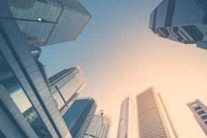 commercial real estate, skyline, buildings, city scape, city view, condominium